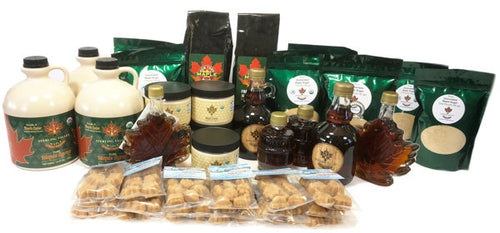 The Sterling Valley Maple Grove Subscription Box Group Photo