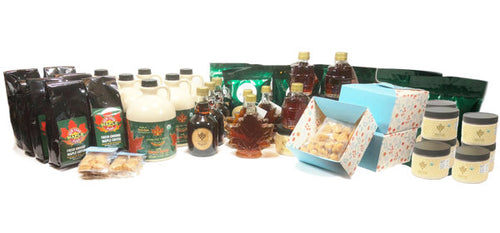 The Sterling Valley Maple Forest Subscription Box Group Photo
