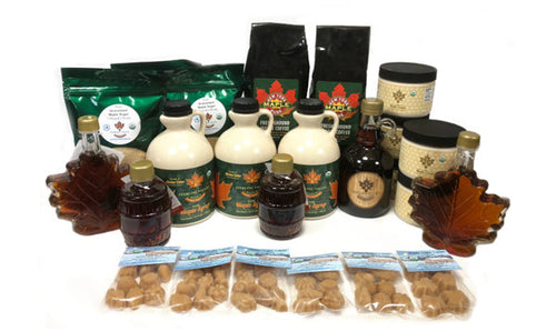 Sterling Valley Maple The Grove Subscription Box
