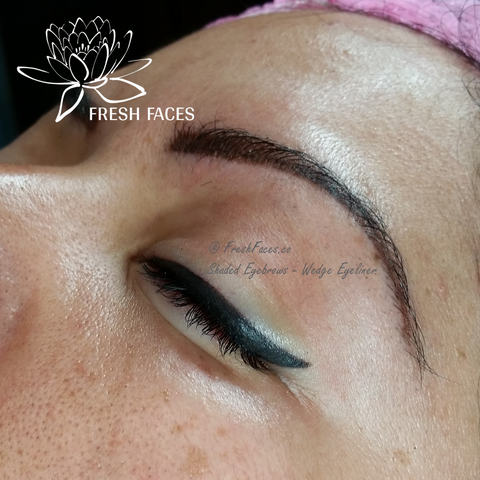 Permanent Makeup | Eyebrows Shaded