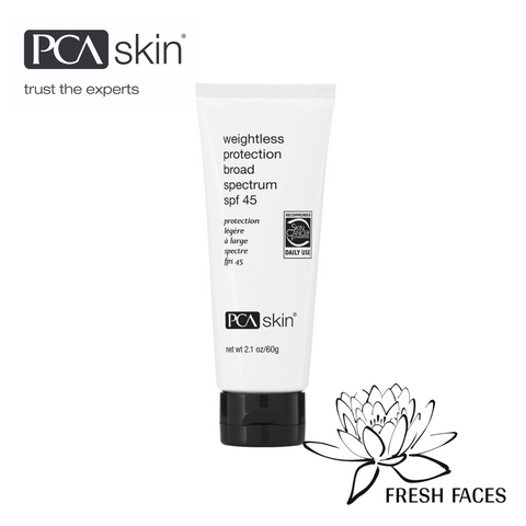 PCA SKIN | Weightless Protection Broad Spectrum SPF  45- 1.7 Oz.
