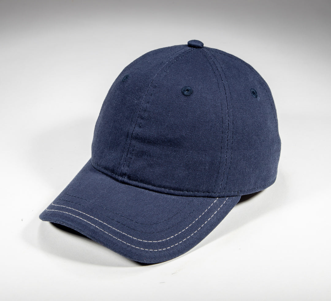 Navy Cotton Twill