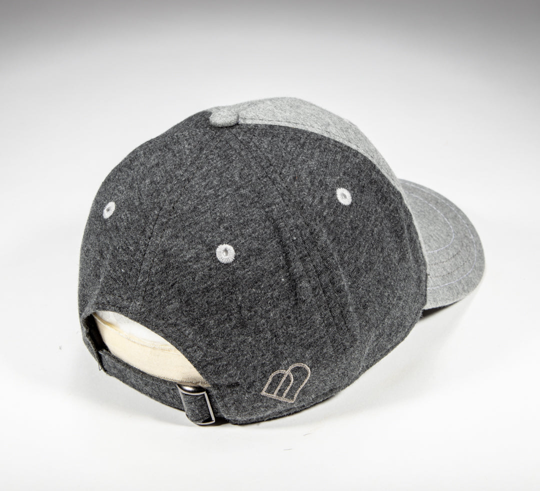 Charcoal/Gray Two-Tone Jersey