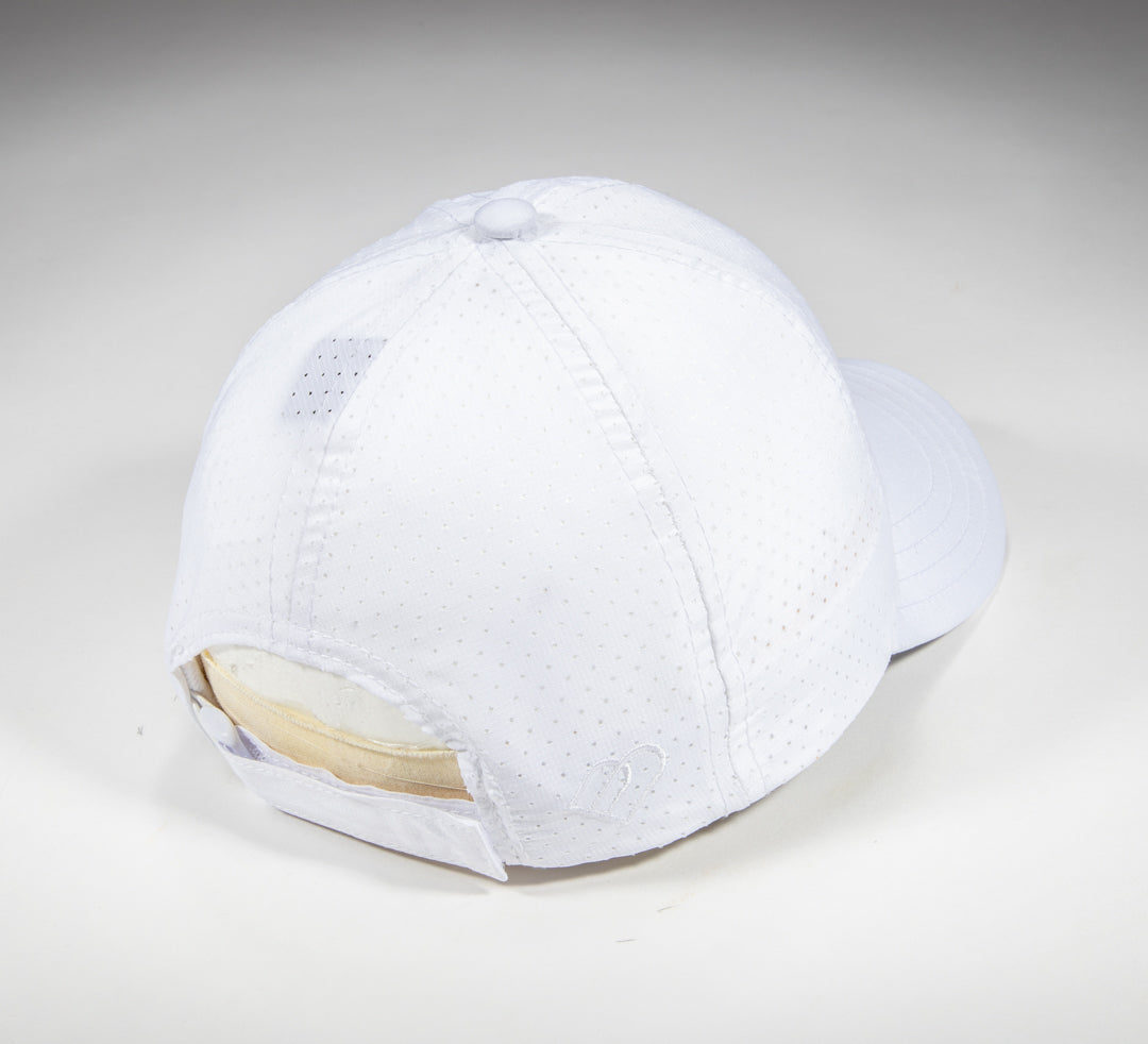 Athletic Perforated White