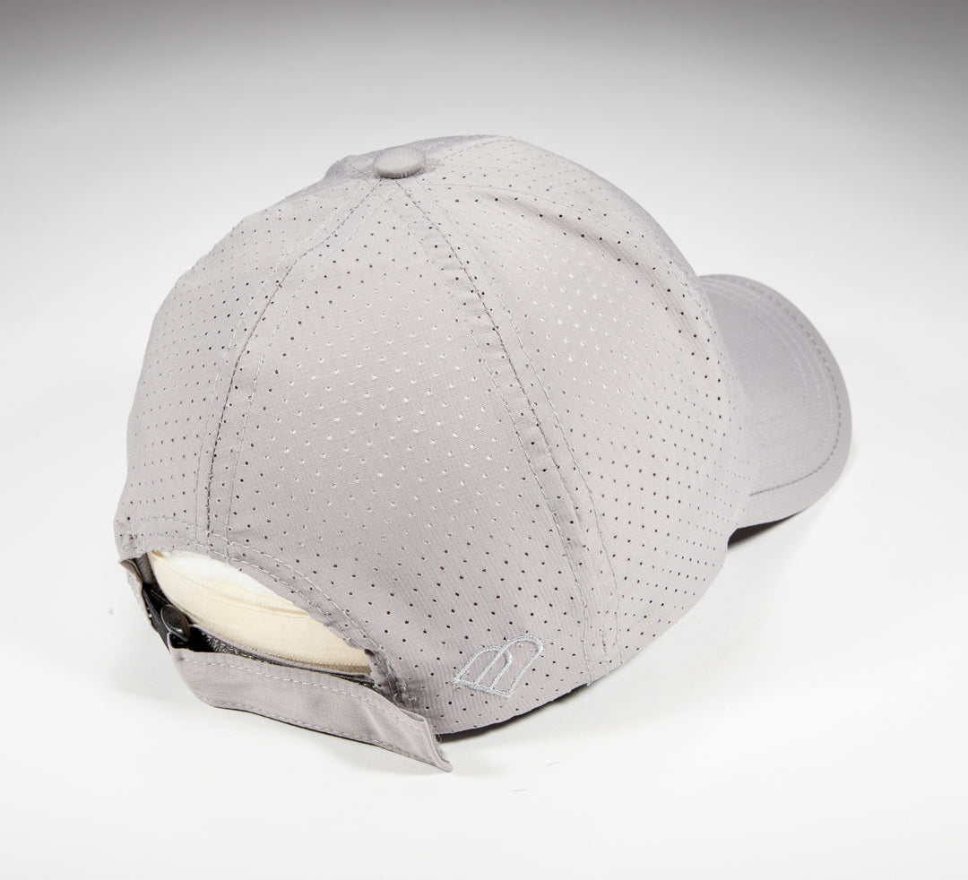 Athletic Perforated Gray