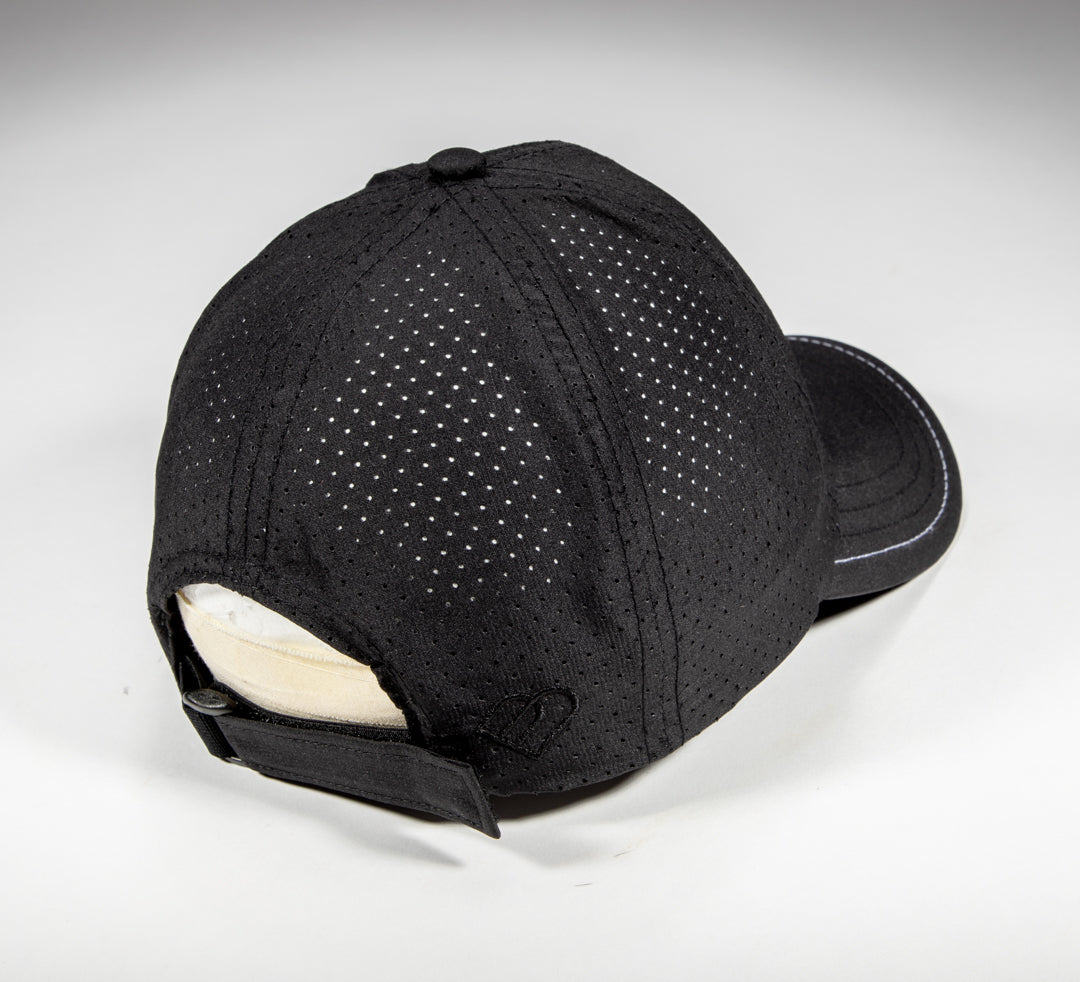 Athletic Perforated Black