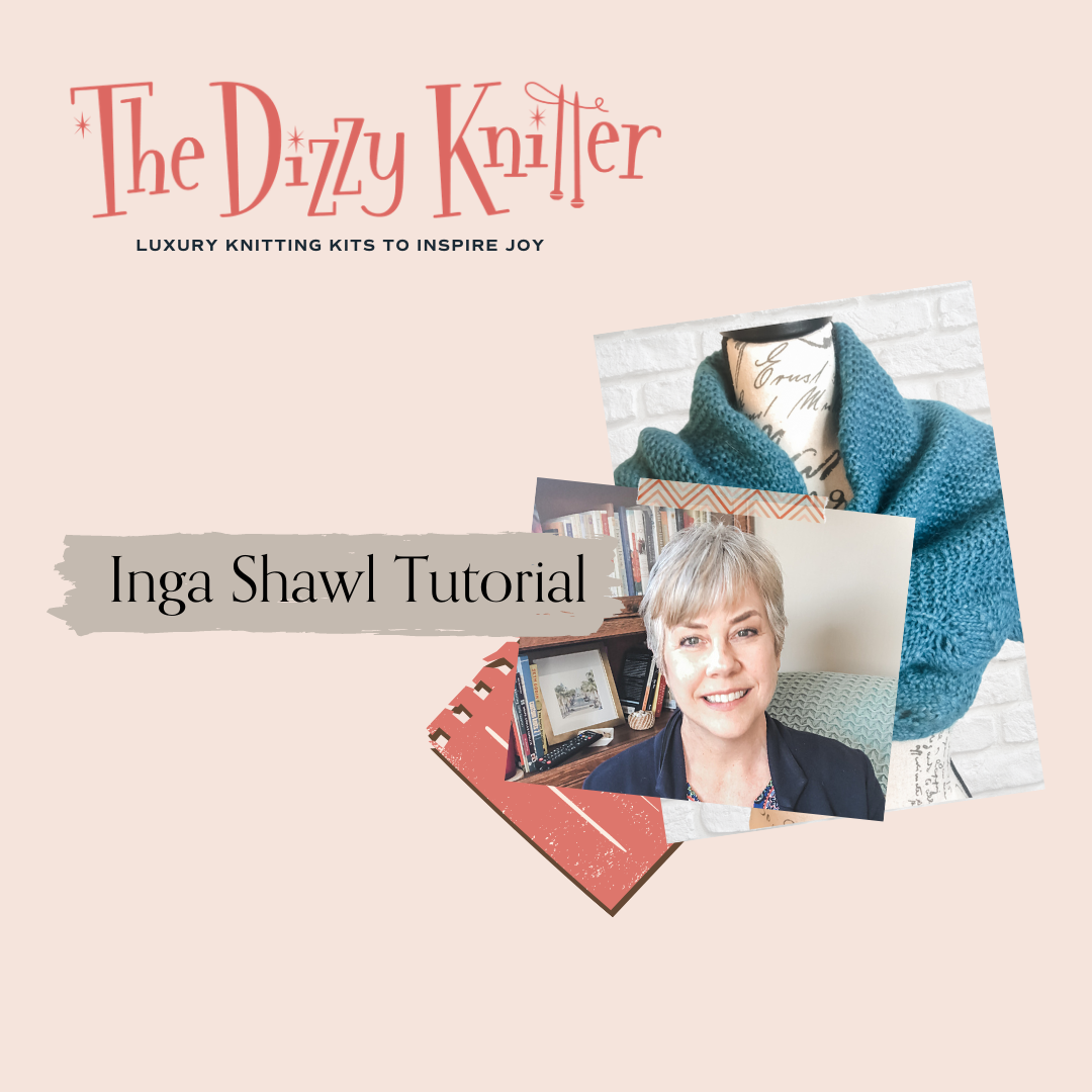Inga Shawl Kit Tutorial