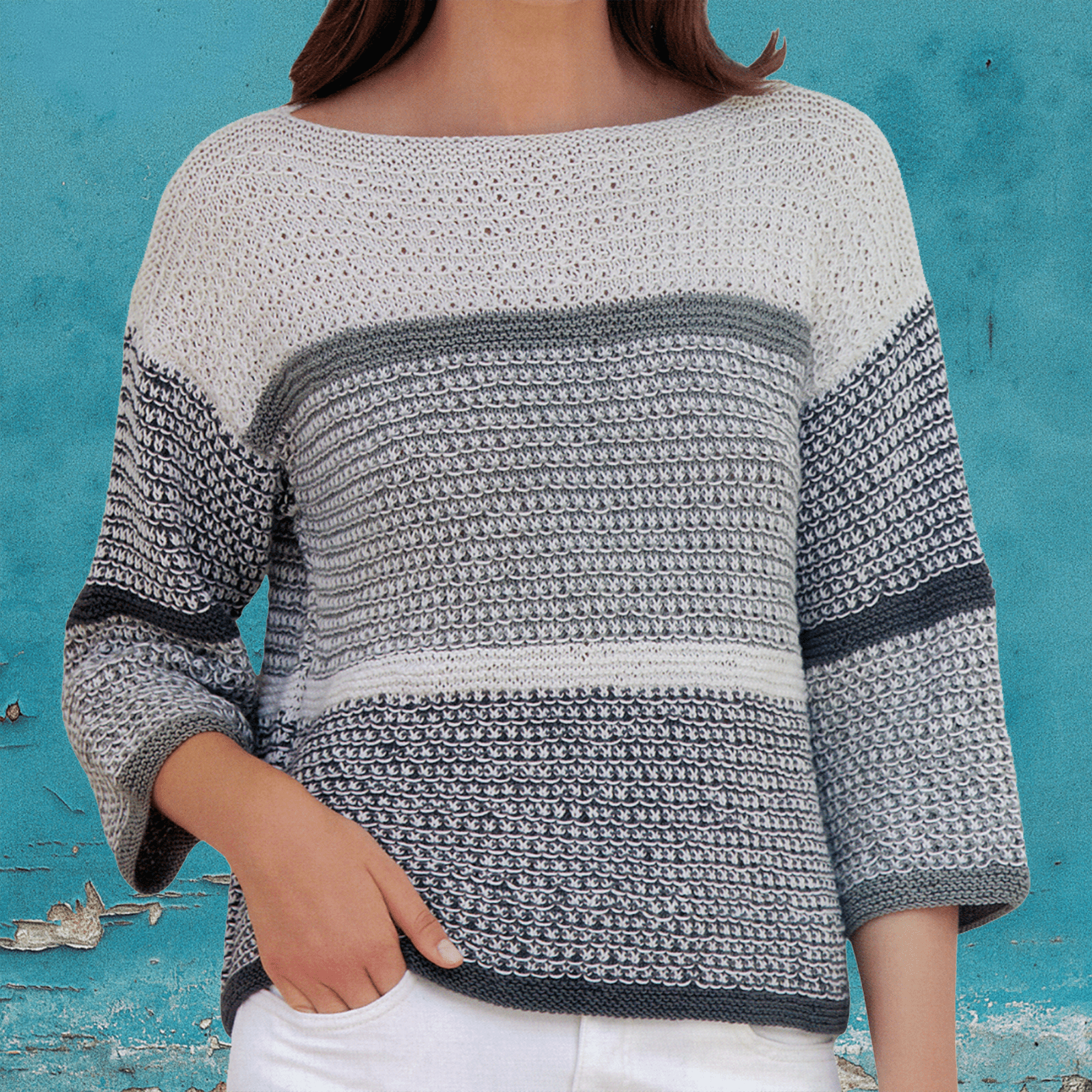 Cotton Cashmere Sweater Kit