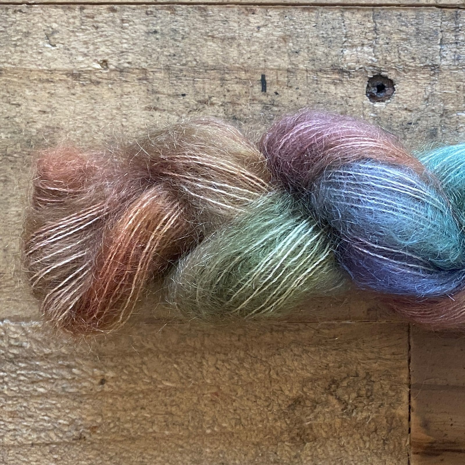 Billy Kid Silk by Dream In Color