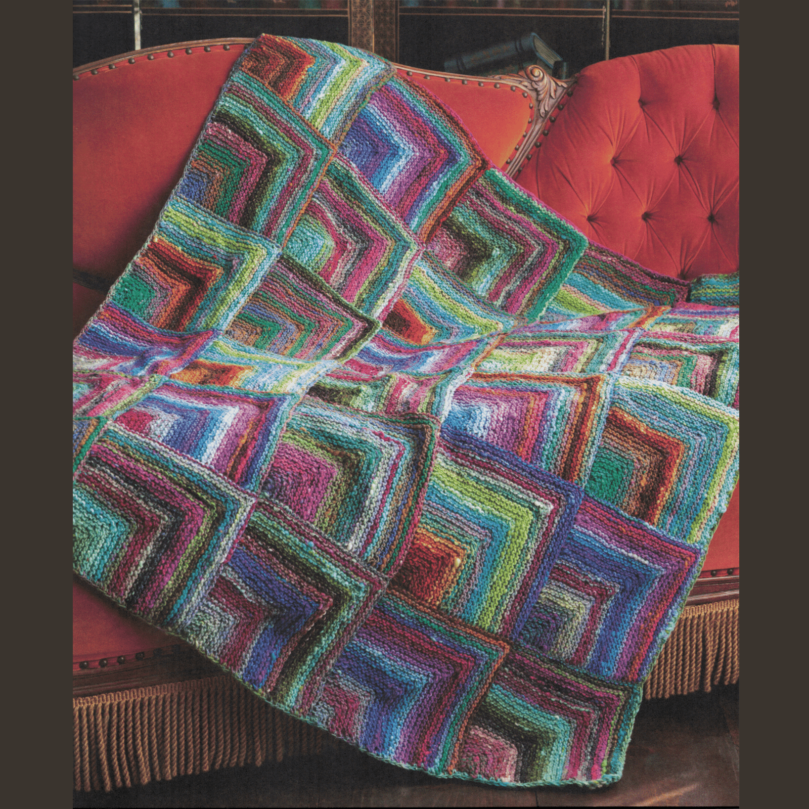 To The Point Noro Blanket Kit