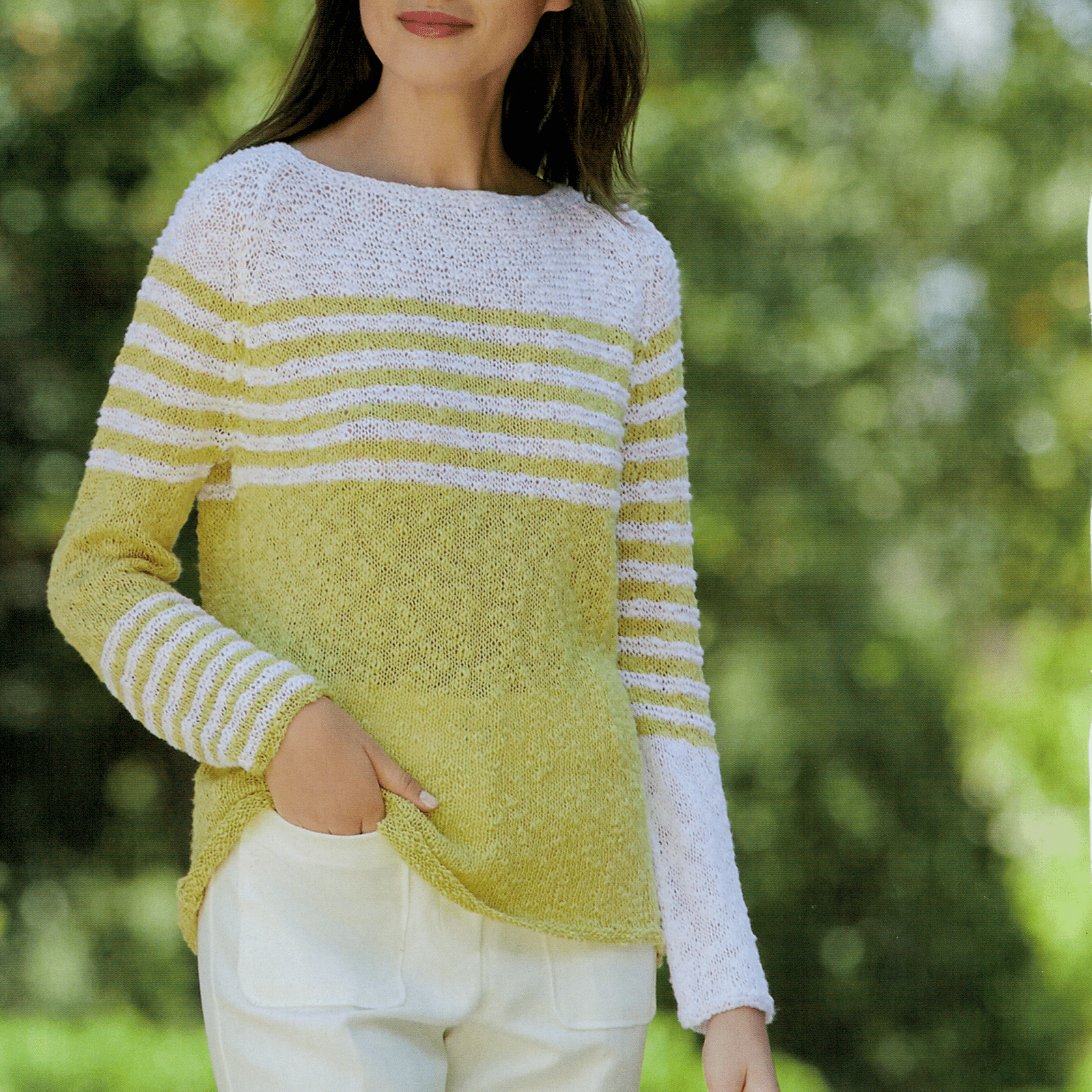 Polynesia Sweater Kit