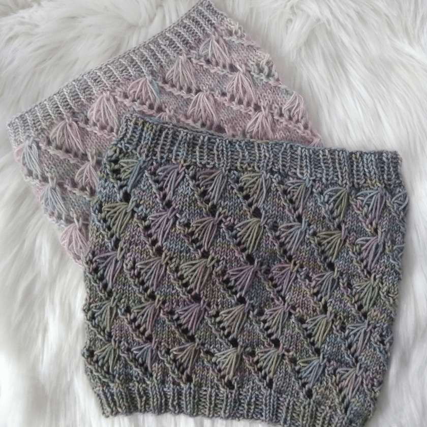 Siren Cowl Pattern - Digital Download