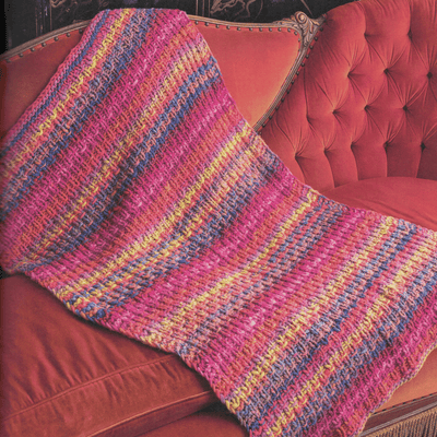 Timeless Noro - Knit Blankets Pattern Book - The Dizzy Knitter