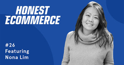 Ep. 26 - Running a Direct-to-Consumer Food Business on Shopify with Nona Lim