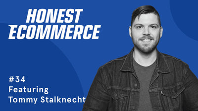 Ep. 34 - Making the Music Industry & Ecommerce Work Together with Tommy Stalknecht