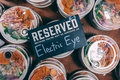 Electric Eye Launch Party