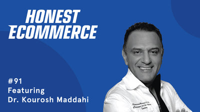 Ep. 91 - The Methodical Approach to Scaling Your Business with Dr. Kourosh Maddahi