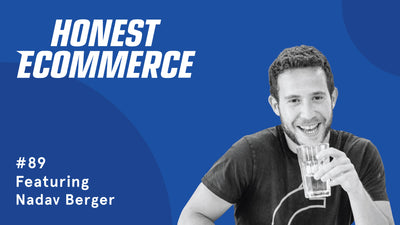 Ep. 89 - Using Gift Cards and Store Credits as Your Brand's Currency with Nadav Berger