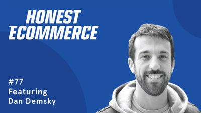 Ep. 77 - Finding Success By Going In the Third Door with Your Best Friends with Dan Demsky
