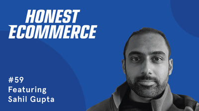 Ep. 59 - The Future of Ecommerce Through 3D, Virtual, and Augmented Reality with Sahil Gupta