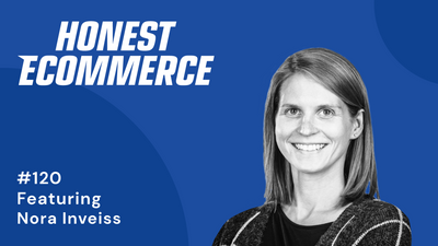 Ep. 120 - Fighting the Misconceptions of Dropshipping and Passive Income - with Nora Inveiss