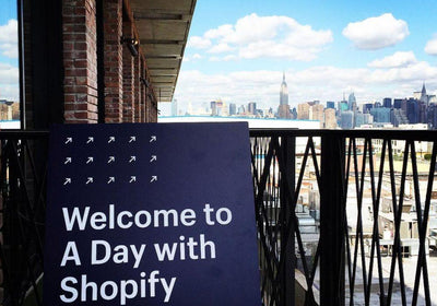 3 Takeaways from 'A Day With Shopify' NYC