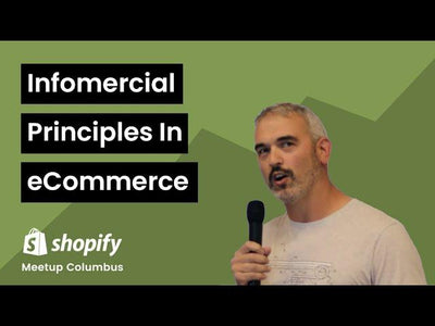 Infomercial Principles in eCommerce by Tony Zara