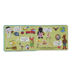 Melissa & Doug Poke-A-Dot Alphabet Eye Spy