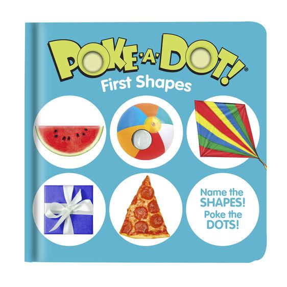 Melissa & Doug Poke-A-Dot First Shapes