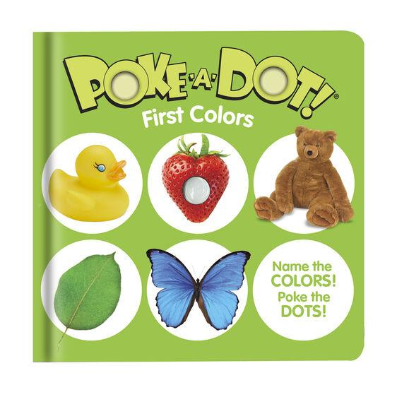 Melissa & Doug Poke-A-Dot First Colors
