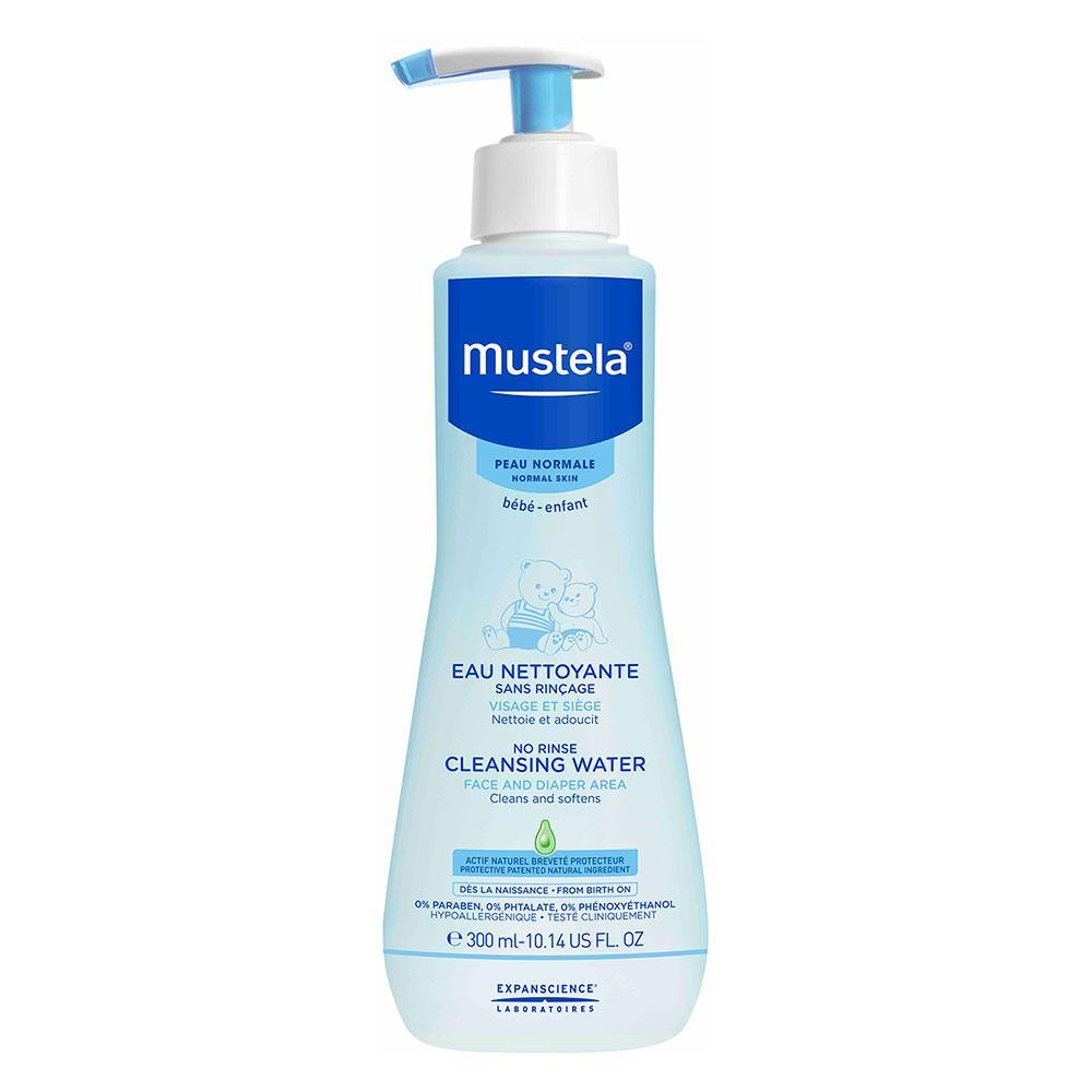 Mustela No-Rinse Cleansing Water - 300ml