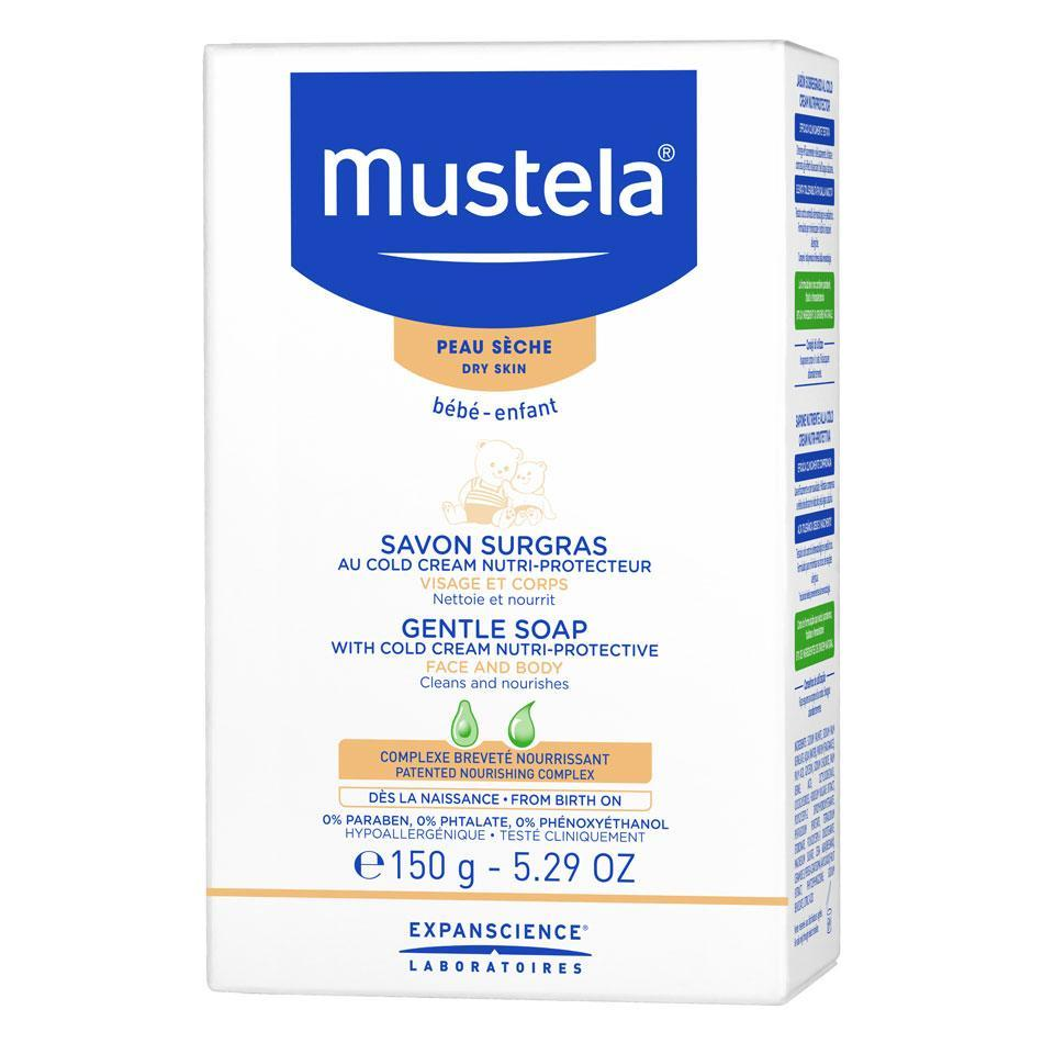 Mustela Gentle Soap w Cold Cream