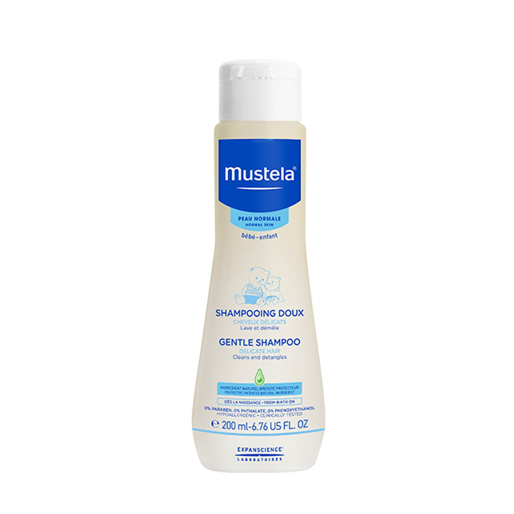 Mustela Gentle Shampoo - 200ml
