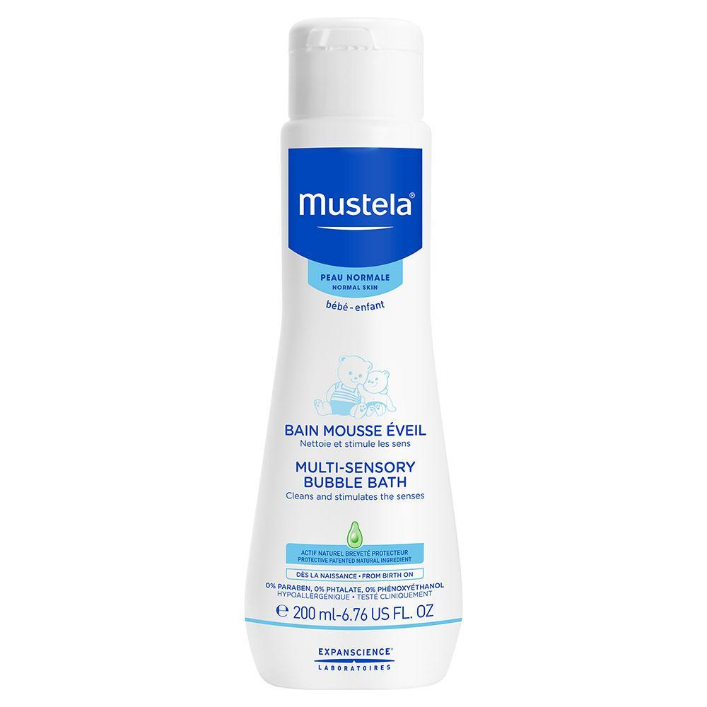 Mustela Multi Sensory Bubble Bath - 200ml