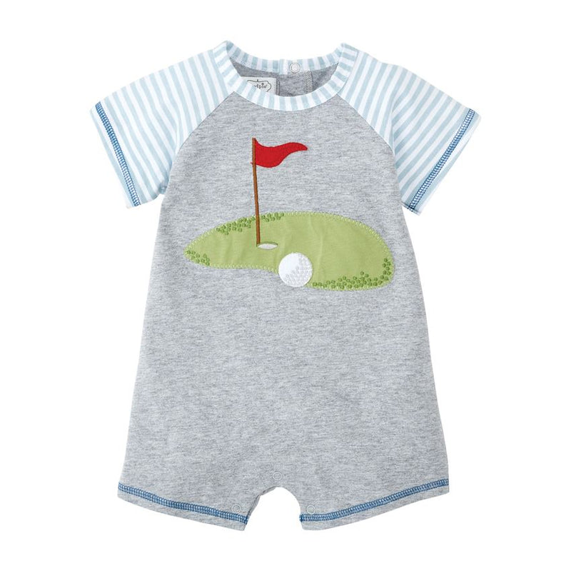 Mud Pie Golf Raglan Shortall