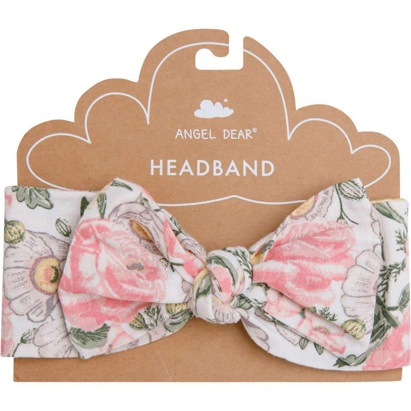 Angel Dear Traditional Floral Headband Multi