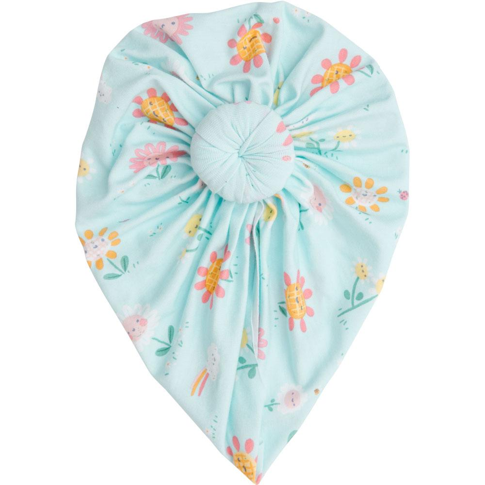 Angel Dear Hello Daisy Headwrap Blue