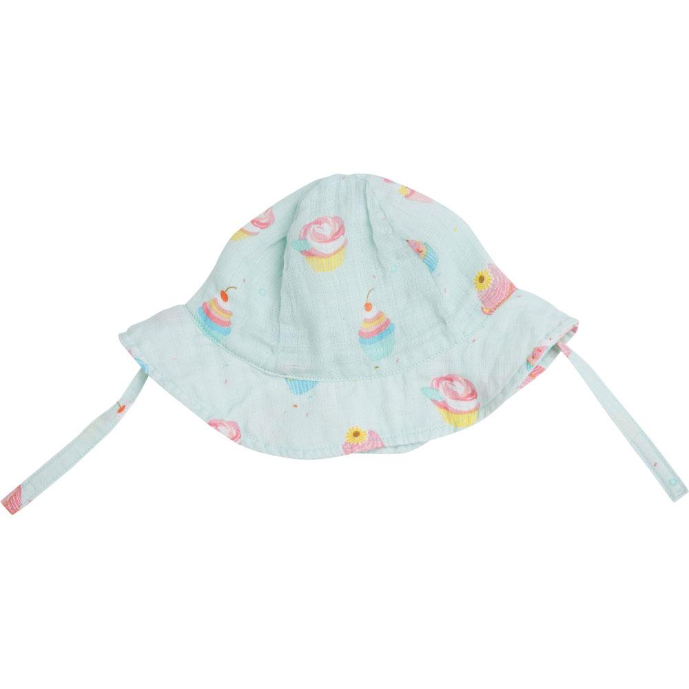 Angel Dear Cupcake Sunhat Blue