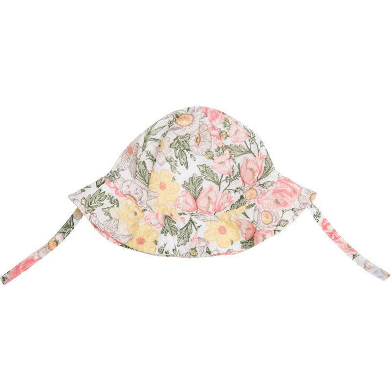 Angel Dear Traditional Floral Sunhat Multi