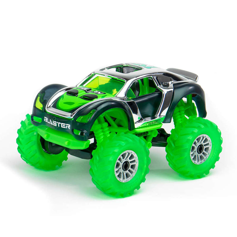 Modarri Space Invaders Monster Truck