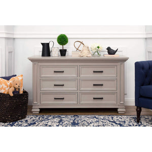 Million Dollar Baby Classic Palermo 6-Drawer Double Dresser