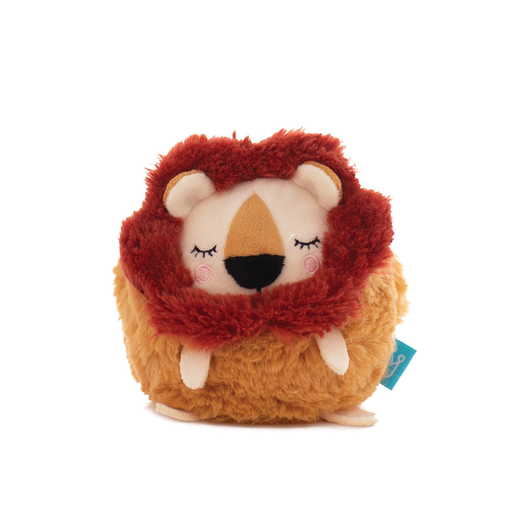 Manhattan Toy Company Squeezmeez Lion