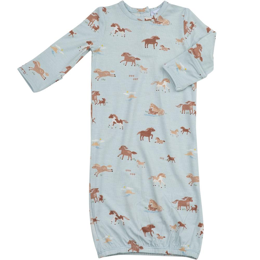 Angel Dear Wild Horses Gown