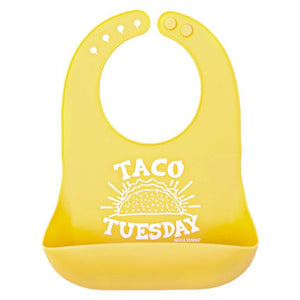Bella Tunno Taco Tuesday Wonder Bib