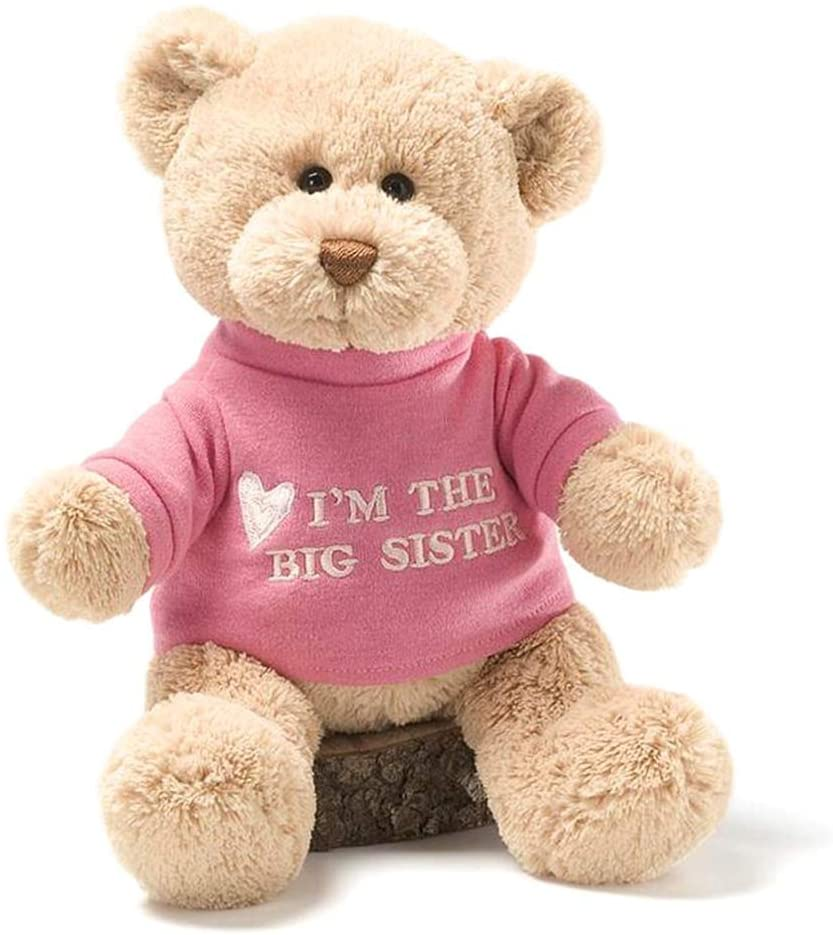 Gund Big Sister Bear, 12inches