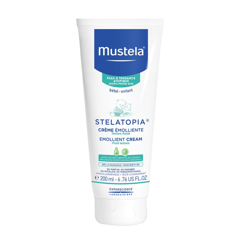 Mustela Stelatopia Emollient Cream - 200ml