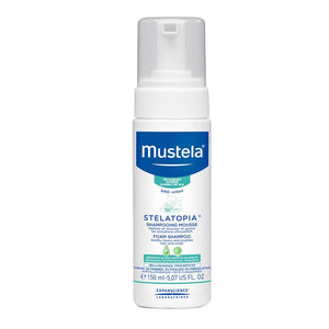 Mustela Stelatopia Foaming Shampoo - 150ml