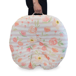 Boppy Newborn Lounger Big Blooms