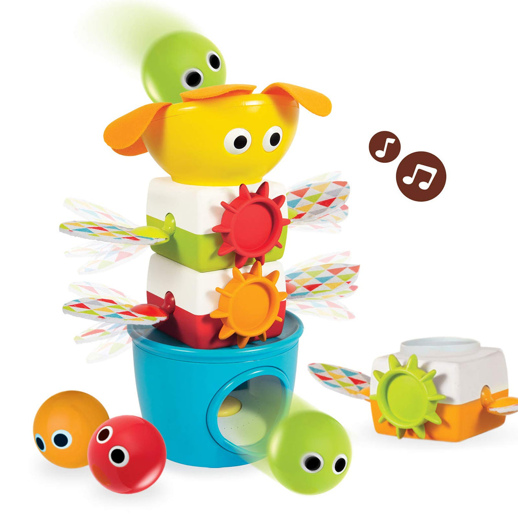 Yookidoo Tumble Ball Stacker