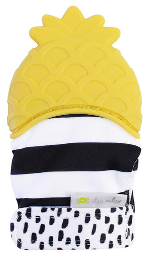 Itzy Ritzy Teething Mitt Pineapple